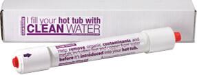 PRE-FILTER Clean water